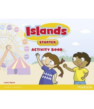 Робочий зошит Islands Starter Activity Book + pincode