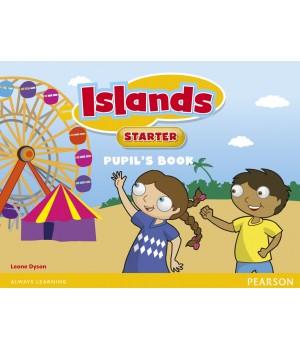 Підручник Islands Starter Student's Book