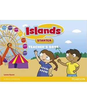 Книга для вчителя Islands Starter Teacher's Book + pincode