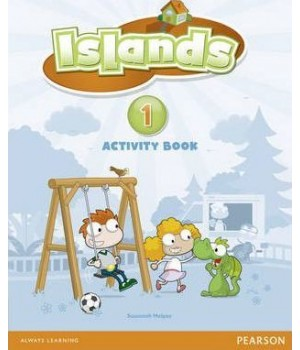 Робочий зошит Islands 1 Activity Book + pincode