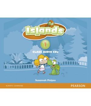 Диски Islands 1 Class Audio Cds (4)