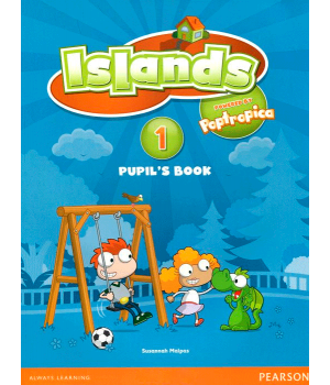 Підручник Islands 1 Student's Book + pincode