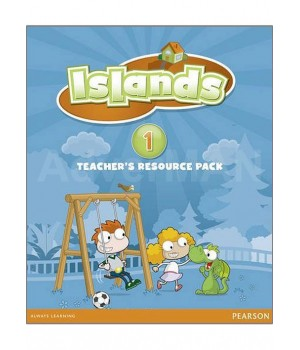 Набір для вчителя Islands 1 Teacher's Pack (Cards, Posters, Audio CDs)