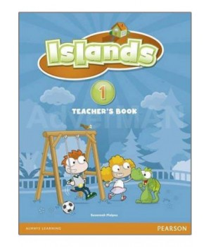 Книга для вчителя Islands 1 Teacher's Book + Tests