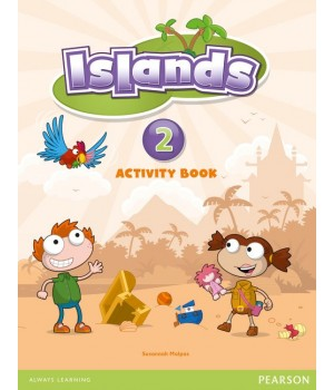 Робочий зошит Islands 2 Activity Book + pincode