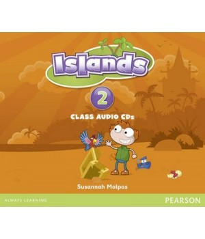 Диски Islands 2 Class Audio Cds (4)