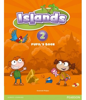 Підручник Islands 2 Student's Book + pincode