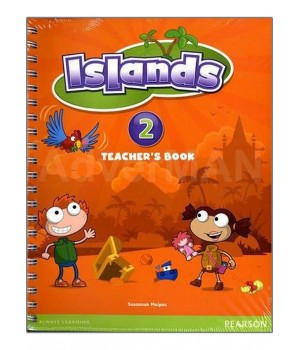 Книга для вчителя Islands 2 Teacher's Book + Tests