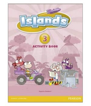 Робочий зошит Islands 3 Activity Book + pincode