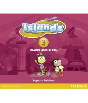 Диски Islands 3 Class Audio Cds (4)