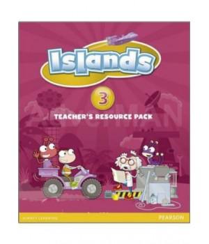 Набір для вчителя Islands 3 Teacher's Pack (Cards, Posters, Audio CDs)