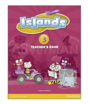 Книга для вчителя Islands 3 Teacher's Book + Tests