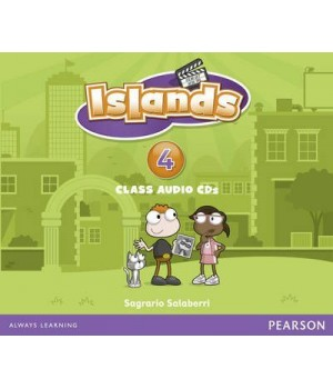 Диски Islands 4 Class Audio Cds (4)