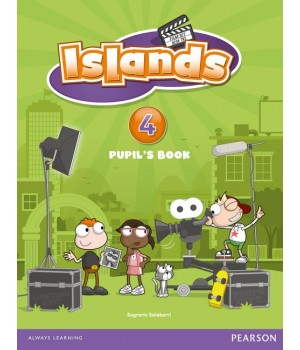 Підручник Islands 4 Student's Book + pincode