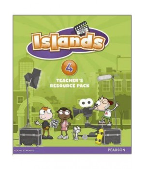 Набір для вчителя Islands 4 Teacher's Pack (Cards, Posters, Audio CDs)