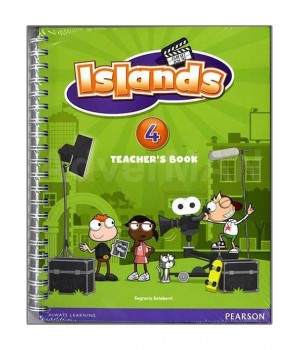 Книга для вчителя Islands 4 Teacher's Book + Tests