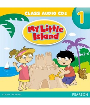 Диски My Little Island 1 Class Audio CDs (2)
