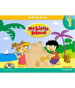 Рабочая тетрадь My Little Island 1 Activity Book + Songs/Chants CD