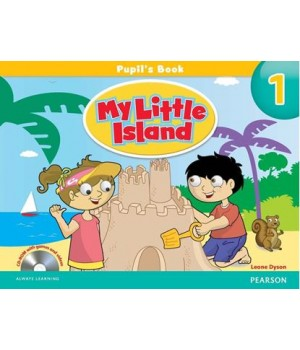 Підручник My Little Island 1 Pupil's Book + CD-ROM