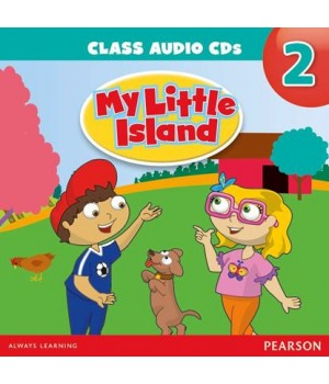 Диски My Little Island 2 Class Audio CDs (2)