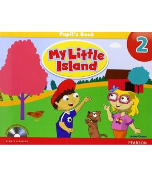 Підручник My Little Island 2 Pupil's Book + CD-ROM