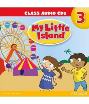 Диски My Little Island 3 Class Audio CDs (2)
