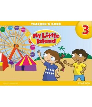 Книга для вчителя My Little Island 3 Teacher's Book