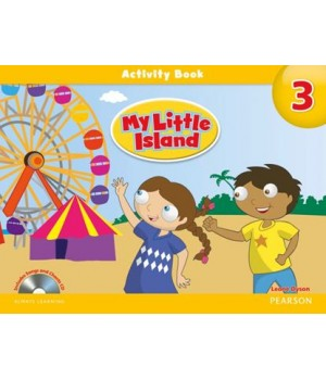 Робочий зошит My Little Island 3 Activity Book + Songs/Chants CD