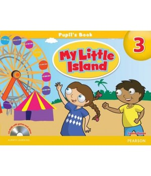Підручник My Little Island 3 Pupil's Book + CD-ROM
