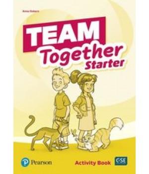 Робочий зошит Team Together Starter Activity Book