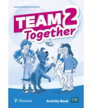 Робочий зошит Team Together 2 Activity Book