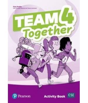 Робочий зошит Team Together 4 Activity Book