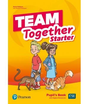 Підручник Team Together Starter Student's Book