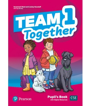Підручник Team Together 1 Student's Book