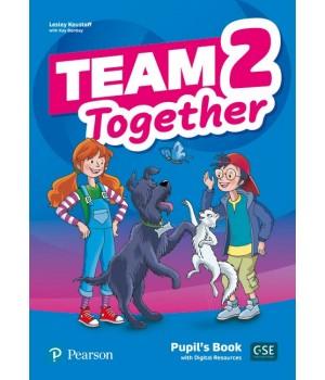 Підручник Team Together 2 Student's Book