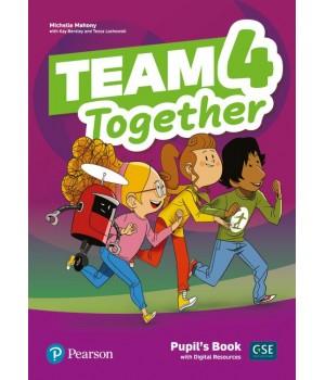 Підручник Team Together 4 Student's Book