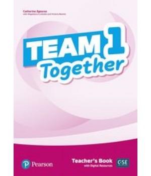 Книга для вчителя Team Together 1 Teacher's Book with Digital Resources