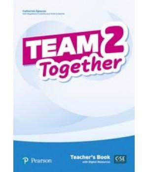 Книга для вчителя Team Together 2 Teacher's Book with Digital Resources