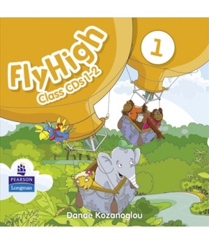 Диски Fly High Ukraine 1 Class Audio CDs (3)