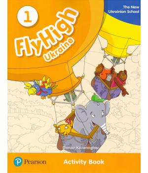 Робочий зошит Fly High Ukraine 1 Activity Book