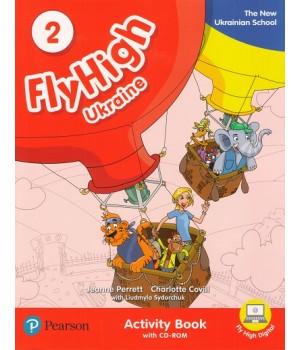 Робочий зошит Fly High Ukraine 2 Activity Book