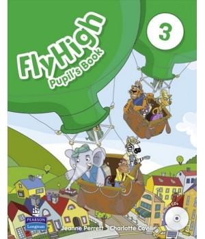 Учебник Fly High 3 Pupil's Book + Audio CD