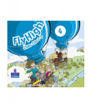 Диски Fly High 4 Class Audio CDs (3)
