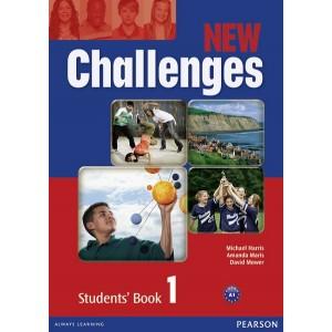 Підручник New Challenges 1 Students' Book