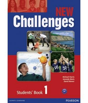 Учебник New Challenges 1 Students' Book