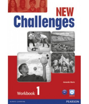 Робочий зошит New Challenges 1 Workbook & Audio CD Pack
