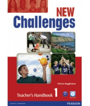 Книга для вчителя New Challenges 1 Teacher's Handbook & Multi-ROM Pack