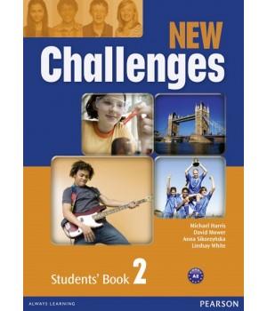 Учебник New Challenges 2 Students' Book