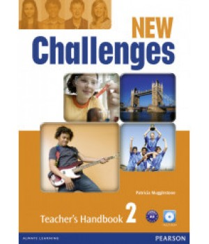 Книга для вчителя New Challenges 2 Teacher's Handbook & Multi-ROM Pack