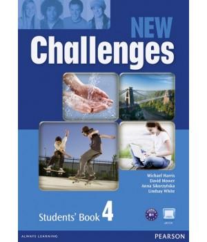 Учебник New Challenges 4 Students' Book